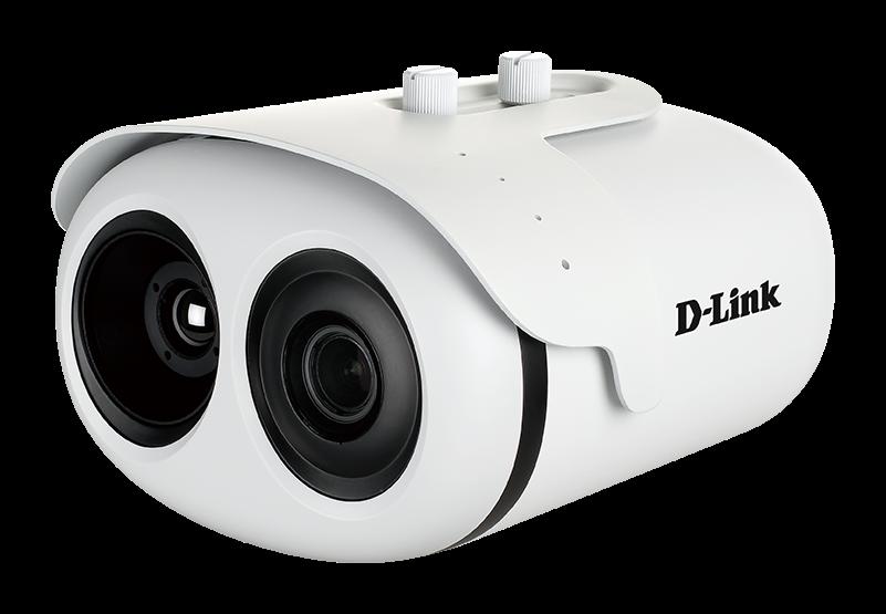 D-Link Temperature Screening Camera